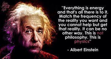Einstein Quote On Energy