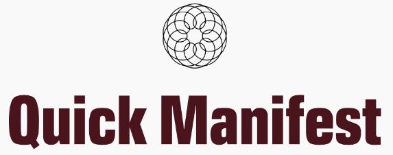 Quick Manifest