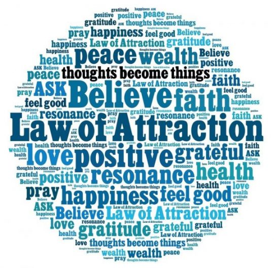 8 Law Of Attraction Words You Should NEVER Use!